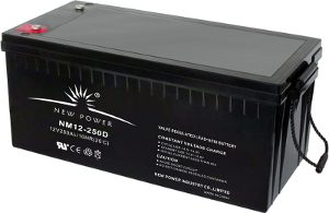 NM12-250D battery picture