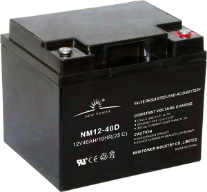 NM12-40D battery picture