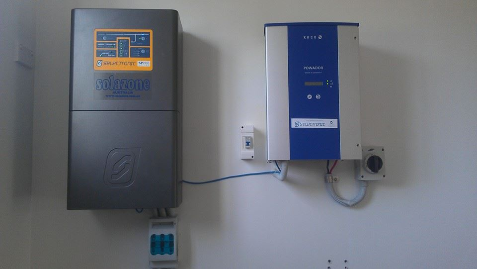 Inverters for commercial solar
