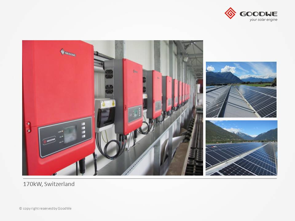 Commercial solar inverters Philippines