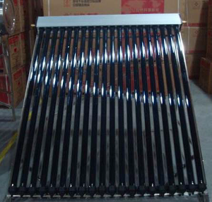 heat pipe collectors