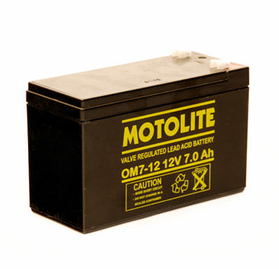 AGM sealed motolite solar battery